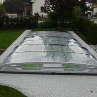 Extra low Pool Cover